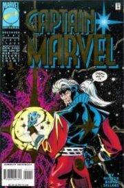 Captain Marvel (1995 Series)